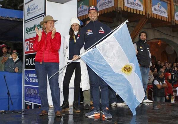 >>Desafio Ruta 40: Cyril Despres officially opened the ...