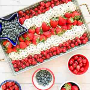 Light and Healthy Fourth of July Party Food