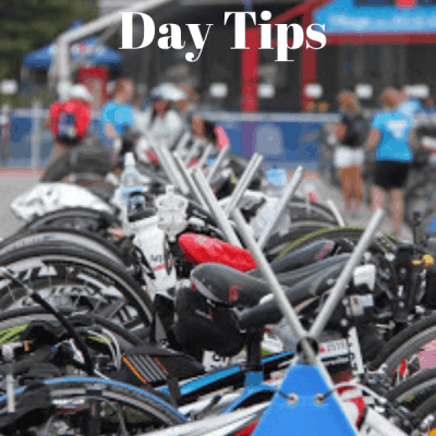 Five Triathlon Race Day Tips