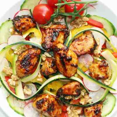Delicious and Healthy Salad Recipes