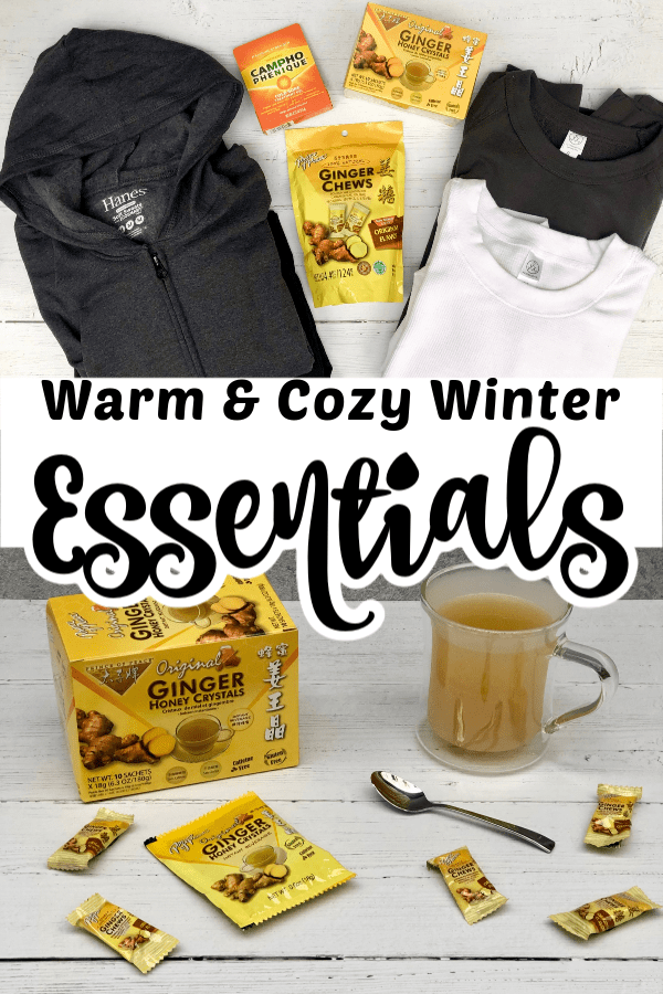 Warm and Cozy Winter Essentials