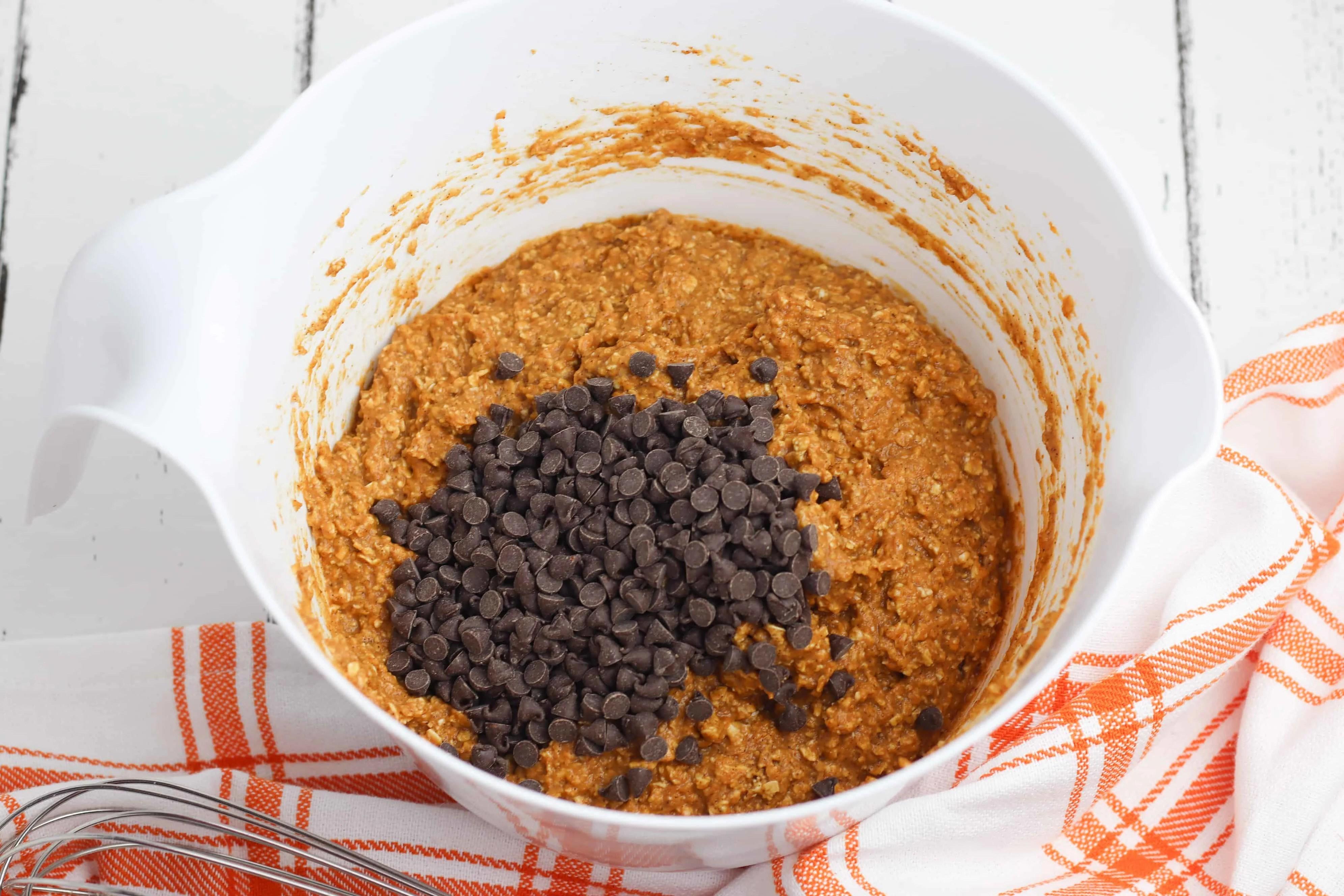 Pumpkin Breakfast Cookies ingredients