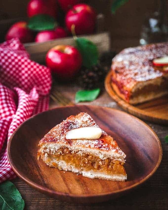 Easy Vegan Apple Pie