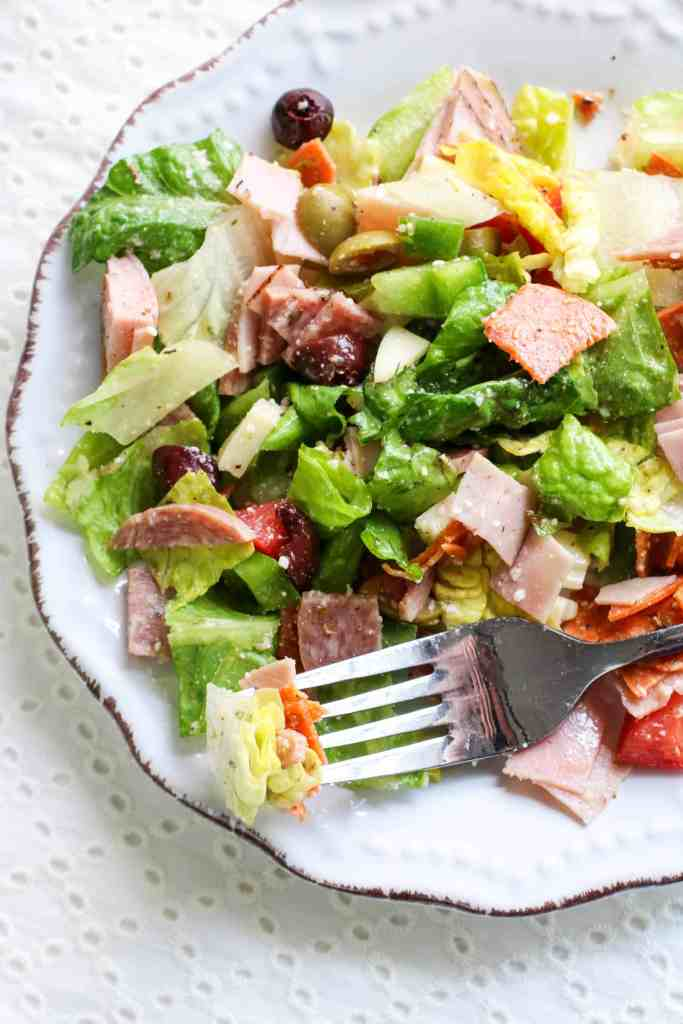 The Best Italian Salad Recipe