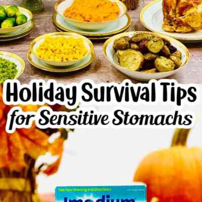 Holiday Survival Tips for People with Sensitive Stomachs