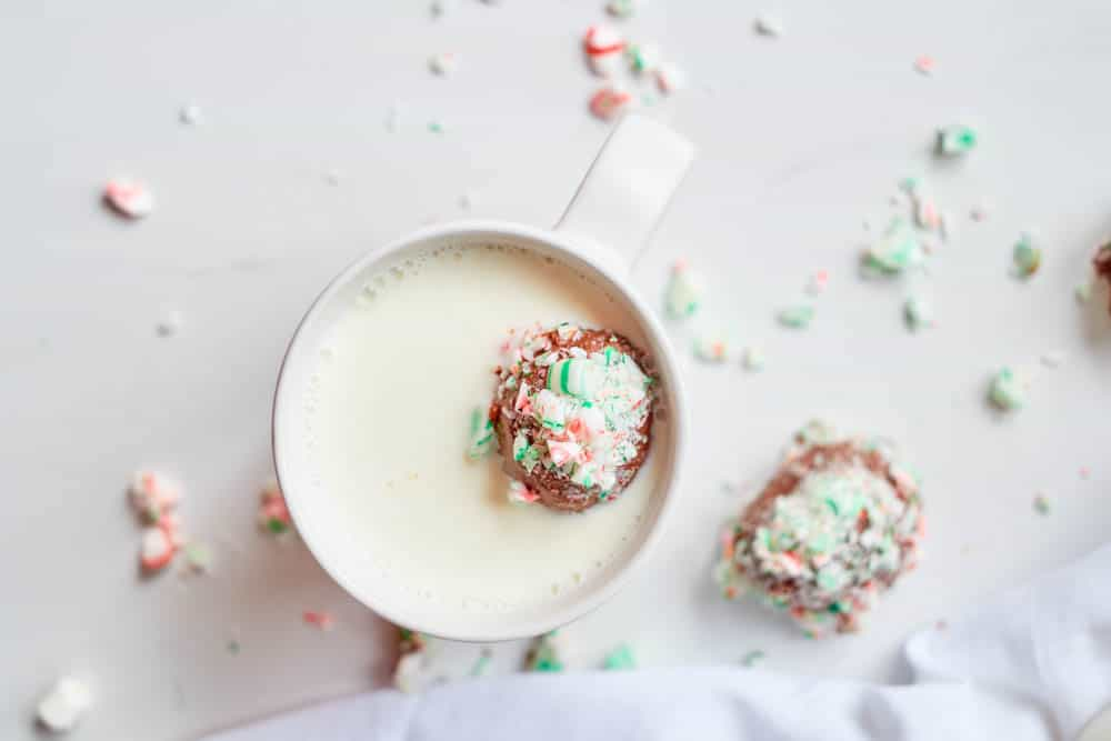 Hot Chocolate Bombs in Hot Cocoa
