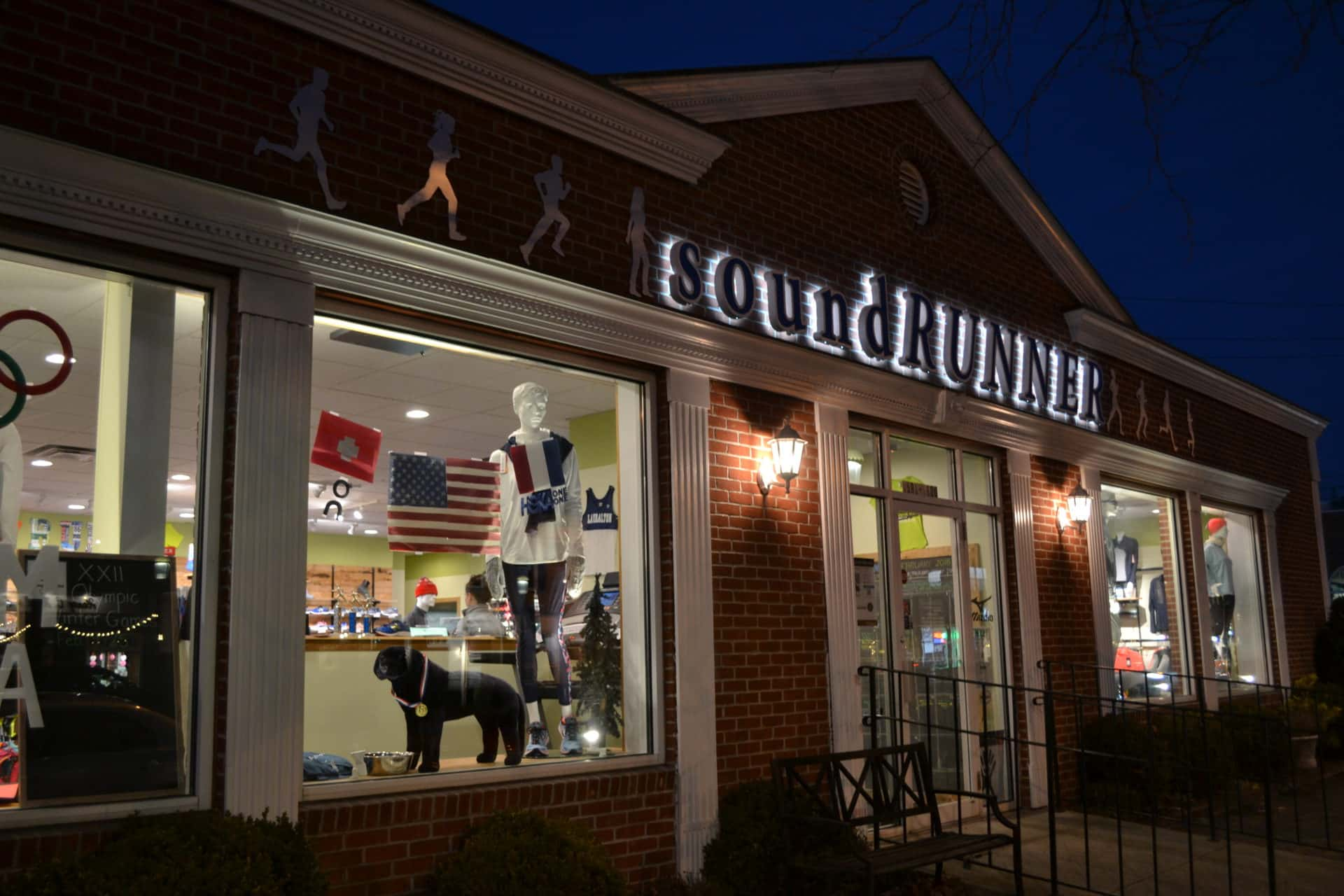 fairfield ct sports store offering