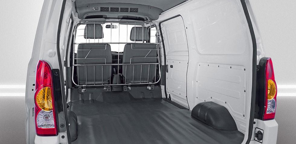 Interior-van cargo 3000