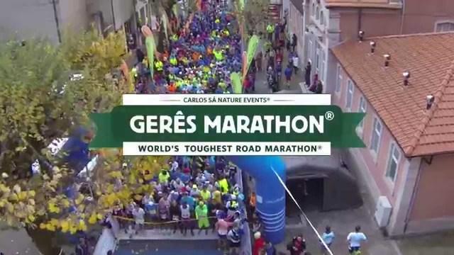 Gerês Marathon, dia 29 de Novembro no Parque Nacional da Peneda-Gerês