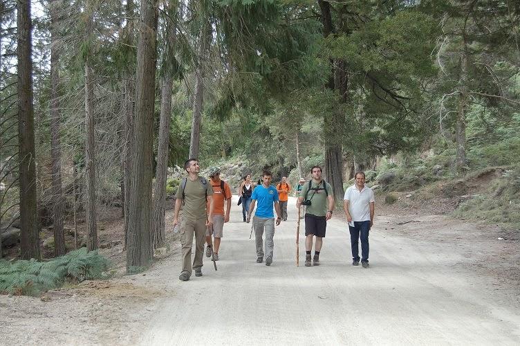 Programa Anual de Caminhadas Guiadas