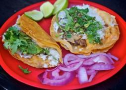 comida mexicana tacos