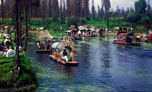 visitar Xochimilco
