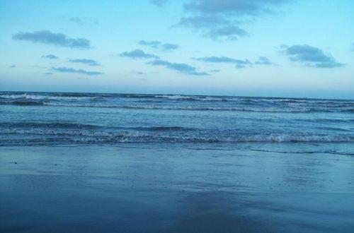 atardecer playas de méxico
