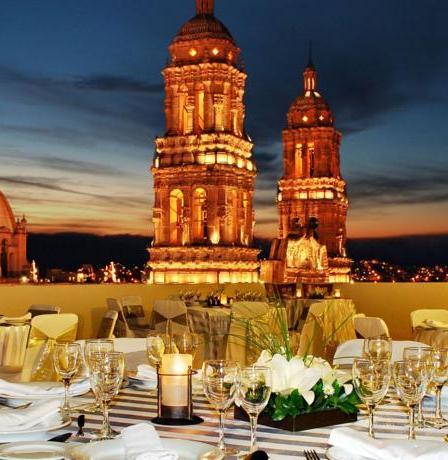 hotel romantico zacatecas