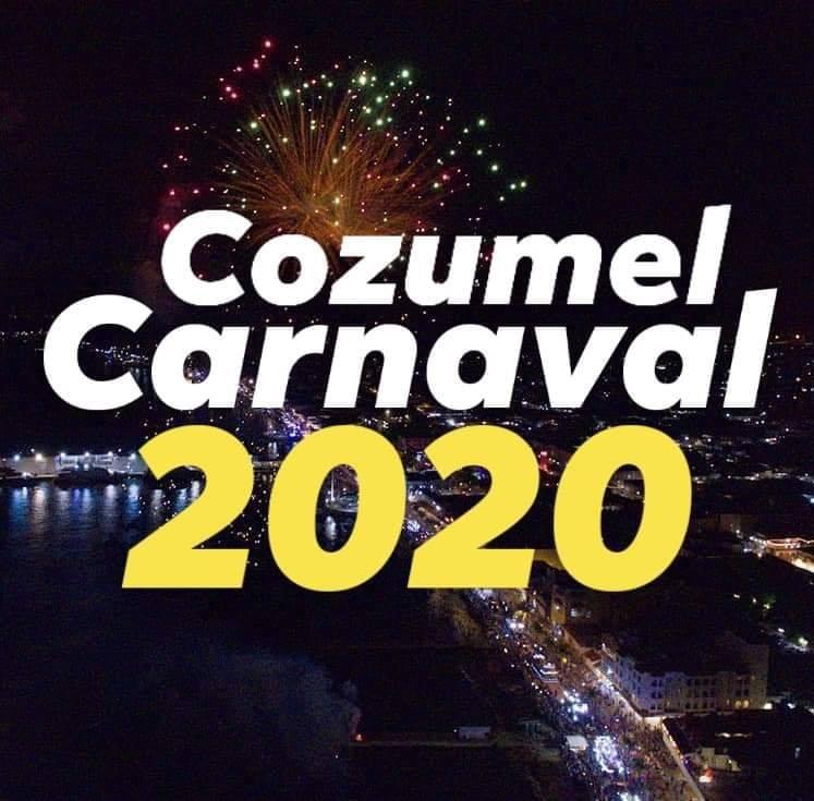 carnaval cozumel 2020