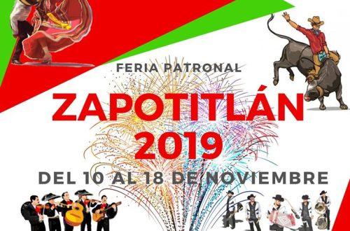 feria zapotitlan 2019