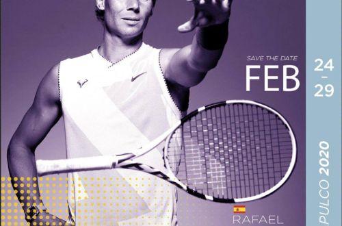 abierto mexicano de tenis acapulco 2020