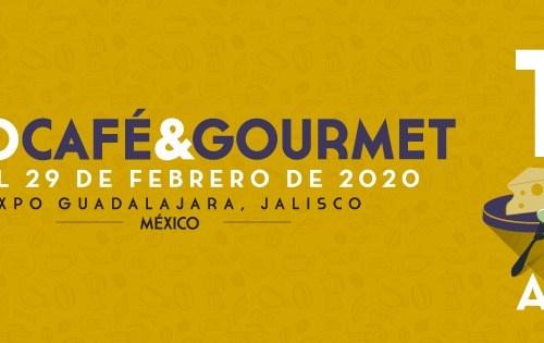 expo café gourmet guadalajara 2020