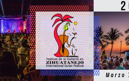 festival de la guitarra zihuatanejo 2020