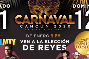 carnaval cancún 2020