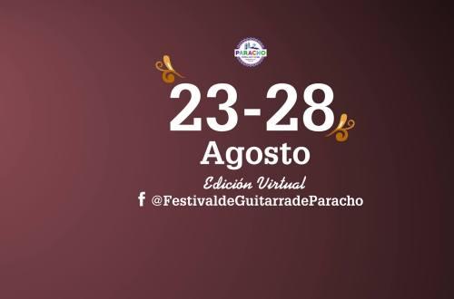festival guitarra paracho 2020