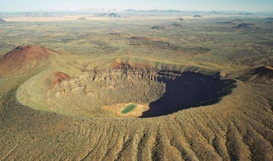 desierto de pinacate