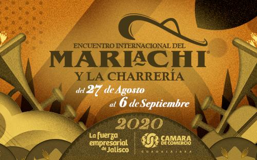 encuentro del mariachi y la charrería 2020