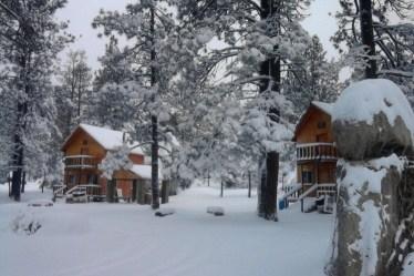 lugares con nieve