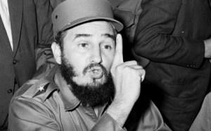 Revolutionary Fidel Castro