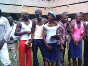 """Gay Pride"" Parade In Ghana"