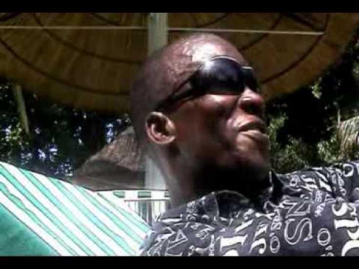 Musician John Malunga