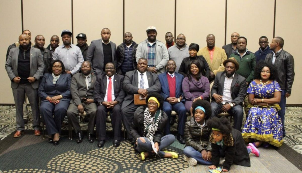Malawi Delegation in South Bend Indiana