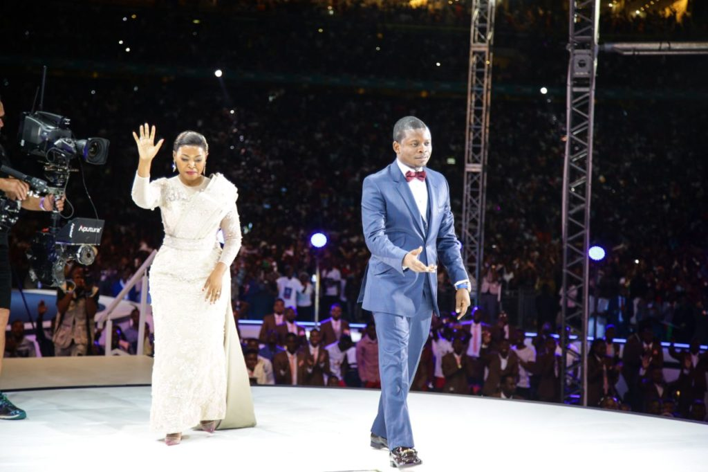 Maravi Post 2017 Personality Prophet Bushiri Named Africa