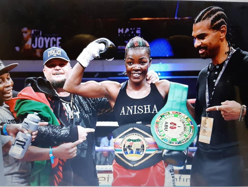 Malawi Boxer
