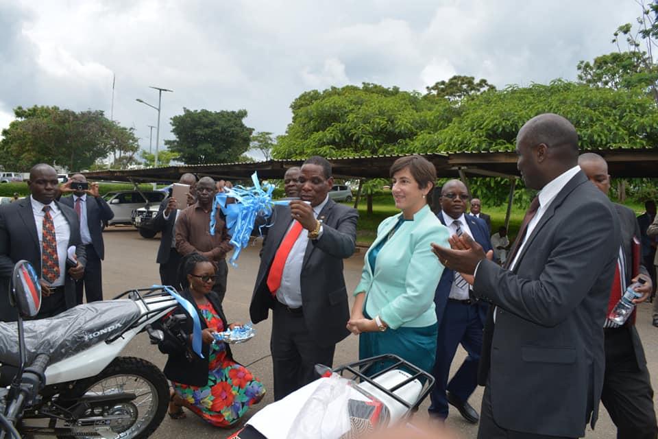 EUI Bikes to Malawi