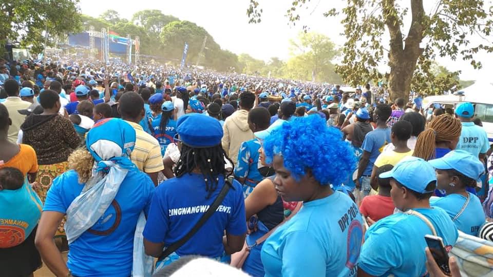 APM - NJAMBA Rally