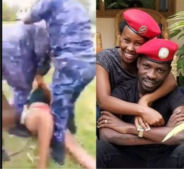 Ugandan security officers arrest, strip Bobi Wine's wife ahead of Jan 14  polls - The Maravi Post