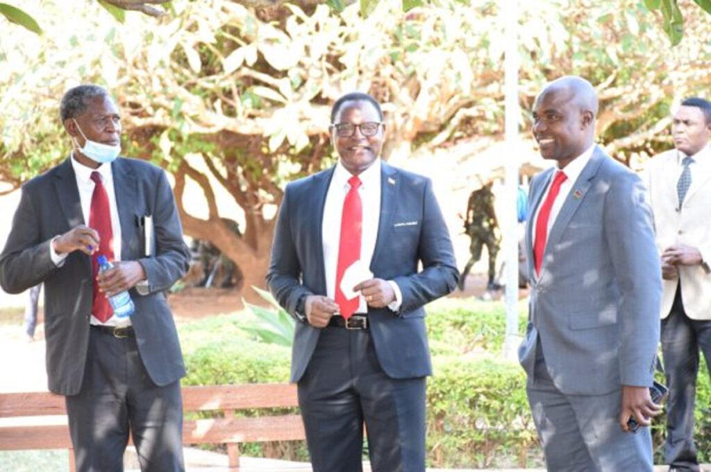 Mkaka and Chakwera