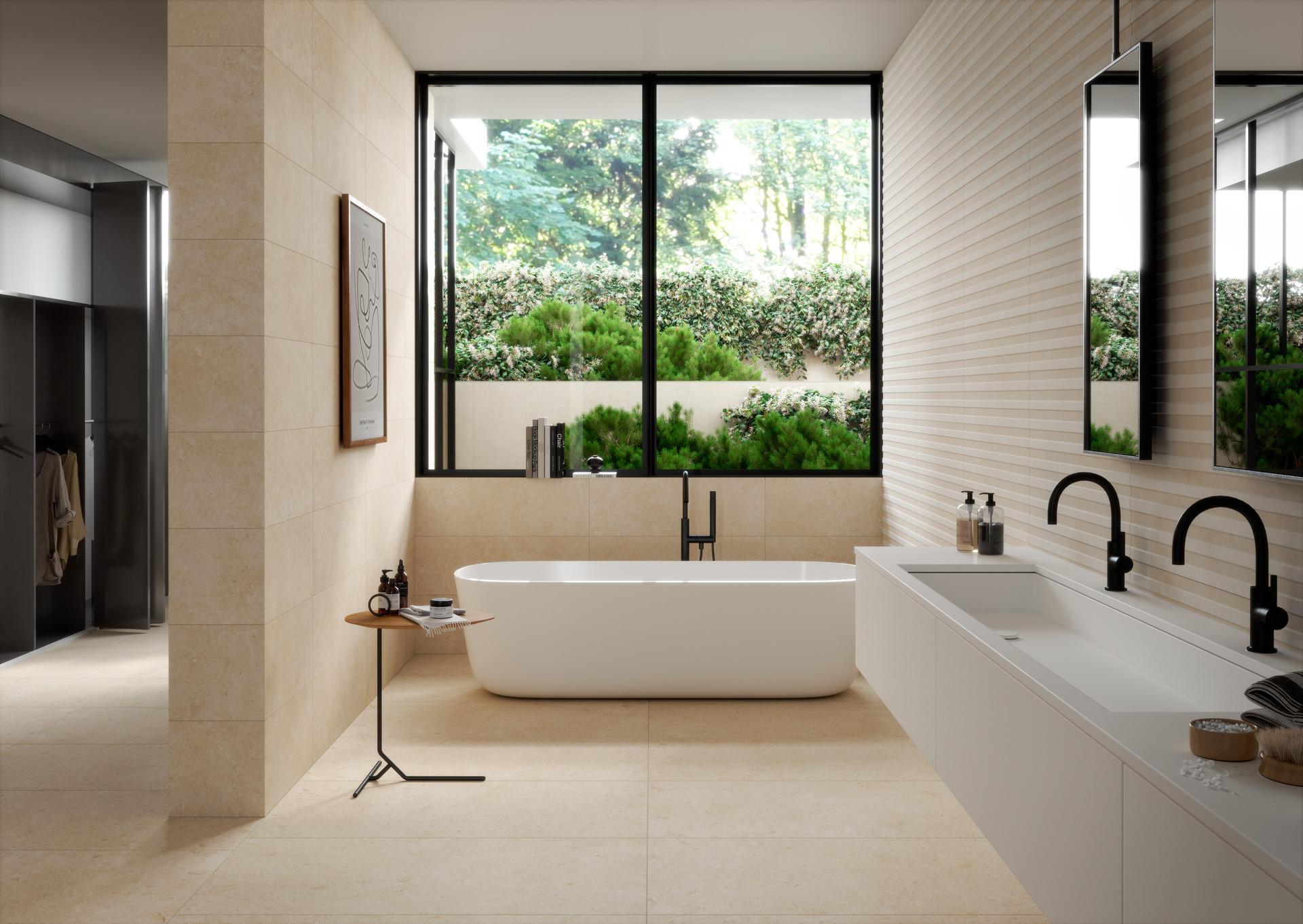 carrelage salle de bain ceramique et