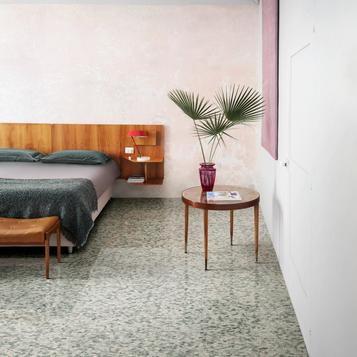 carrelage sol et mur vert marazzi