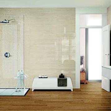 carrelage beige salle de bain marazzi