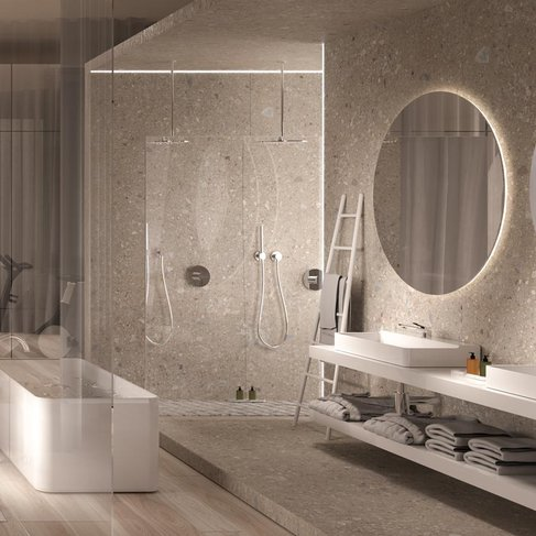 ceramic and porcelain tiles for walls