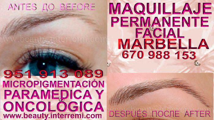 microblading cejas Almeria en la clínica estetica propone Tatuaje y microblading en Marbella y Almeria