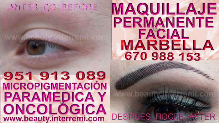 microblading cejas San Pedro en la clínica estetica propone Maquillaje Semipermanente y microblading en Marbella y San Pedro