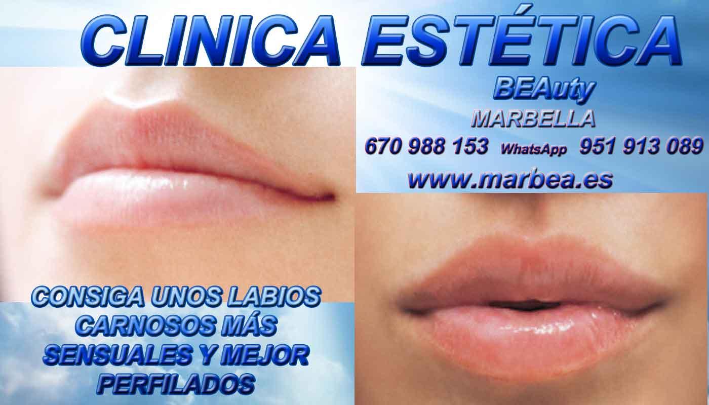 quitar para quitar las cicatrices del acné aumento de labios Cádiz