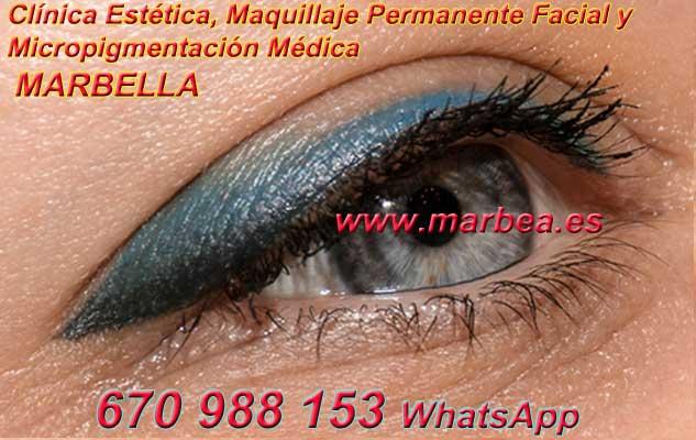 maquillaje permanente ojos Marbella en la clínica estetica propone micropigmentación COIN ojos y maquillaje permanente