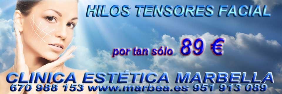 rejuvenecimiento facial Marbella quitar para levantar parpados sin cirugia Marbella or Marbella