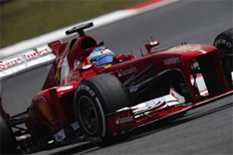 2013年F1中国GP決勝
