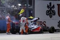 F1 2012 シンガポール 決勝