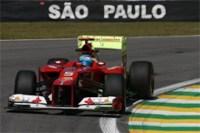 2012年F1ブラジルGP予選